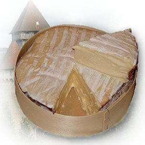 Edel de Cleron, Soft French cheese